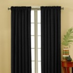 Review of Eclipse Suede Thermaback Blackout Panel Curtains