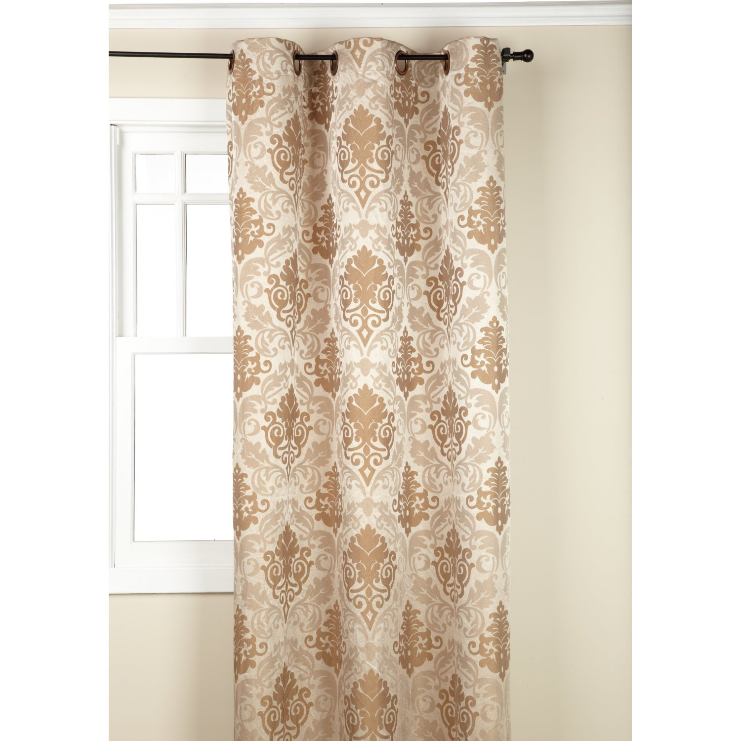 Regal Home Collections Olympia Jacquard Grommet 19 Off