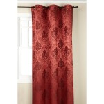 Regal Home Collections Olympia Jacquard Grommet Panel – 19% Off!