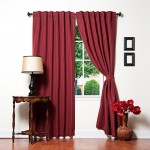 Review of Best Home Fashion's Pinstripe Thermal Insulated Blackout Curtain